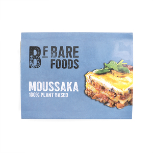 Bare Foods Vegan Mousaka 430g