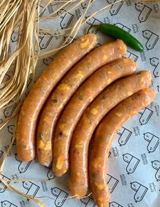 Cheddar Jalapeno Chicken Sausage 4pcs -5pcs