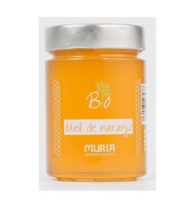 Organic Orange Honey 470g