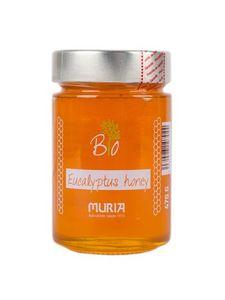 Organic Mountain Honey 470g