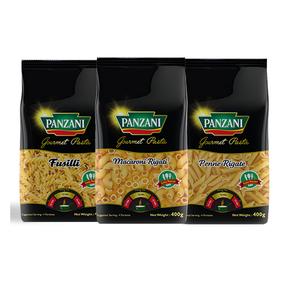 Panzani Pasta & Spagetti Assorted 3x400g