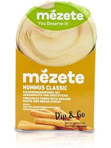 Mezete Hummus Classic Dual Pack 92g