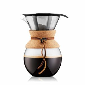 BODUM Pour Over Coffee Maker With Cork 1L
