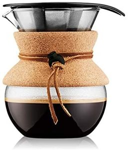 BODUM Pour Over Coffee Maker With Cork 0.5L