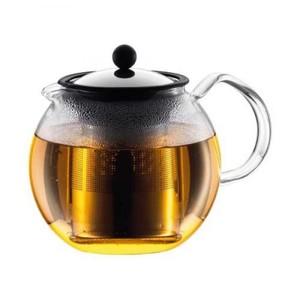 BODUM Assam Tea Press Stainless Steel Filter 1.5L