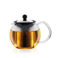 BODUM Assam Tea Press Stainless Steel Filter 0.5L