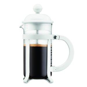 BODUM Java Coffee Maker White 0.35L