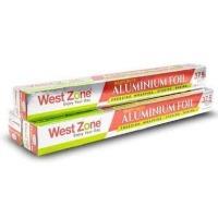 Westzone Aluminum Foil Embossed 25sqft