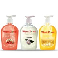 Westzone Anti-Bacterial Handwash Assorted 500ml