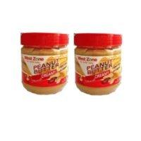 Westzone Creamy Peanut Butter 2x340g