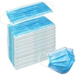 Westzone Disposable 3 layer Face Mask White 50pcs