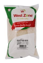 Westzone Egyptian Rice 1kg