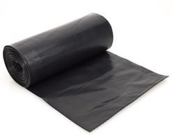 Westzone Flate Garbage Bag Black 90x110cm
