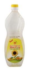 Westzone Pure Sunflower Oil 750ml