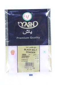 Yash Black Salt Powder 100g