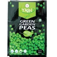 Yash Frozen Green Garden Peas 400g