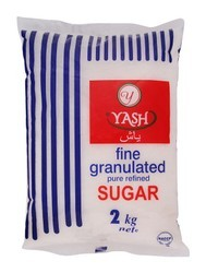 Yash Pure Refined Fine Sugar 2kg