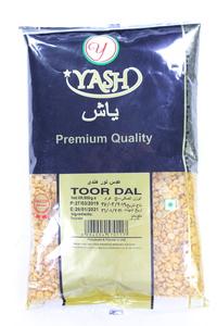 Yash Toor Dal Indian 500g