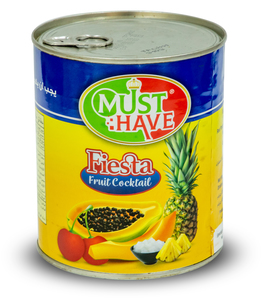 Must Have Fiesta Fruit Cocktail 850g