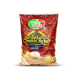 Must Have Sharbati Chakki Atta 2kg