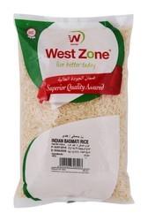 Westzone Indian Basmati Rice 1kg