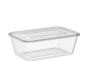 Westzone Container Rectangle 1500ml