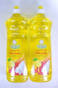 Yash Lemon Dishwash Liquid 2x1L