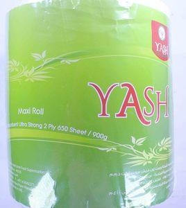 Yash Maxi Rolls 650pcs
