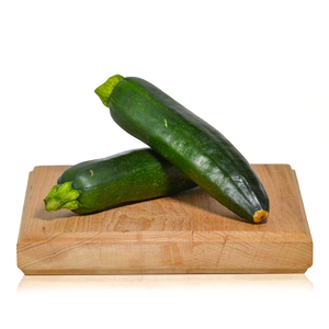 Organic Courgette(Zucchini) Green Black Beauty 500g