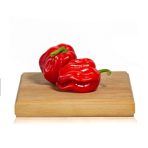 Organic Peppers Heirloom Criolla Red 500g