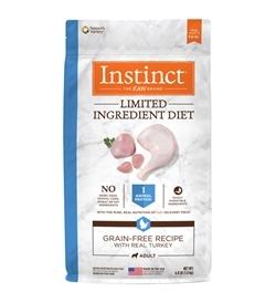 Instinct Limited Ingredient Diet Grain Free Recipe Turkey 1.8Kg
