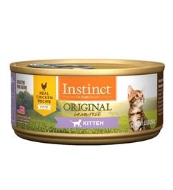 Instinct Wet Kitten Chicken 5.5oz