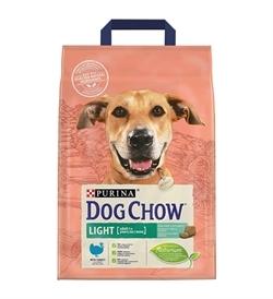 Purina Dog Chow Light Turkey Dry Dog Food 2.5kg