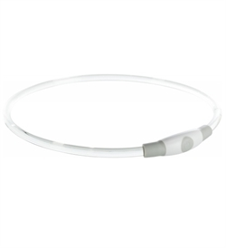 Trixie Flash Light Ring USB Multicolor 1pc