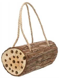 Trixie Bee Hotel Bark Wood 20cm