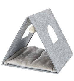 Trixie Junior Cuddly Cave Felt Foldable 1pc