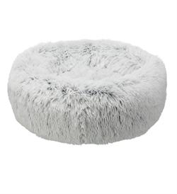 Trixie Harvey Round Bed White & Black 1pc