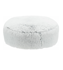 Trixie Harvey Round Cushion White & Black 1pc
