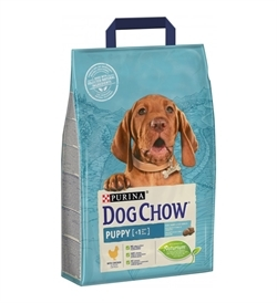 Purina Dog Chow Puppy Chicken Dry Food 2.5kg