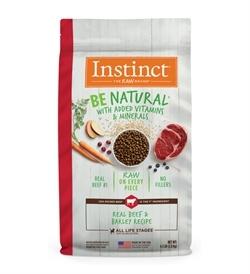 Instinct Be Natural Kibble Beef & Barley 1pc