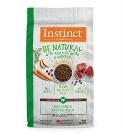 Instinct Be Natural Kibble Lamb & Oatmeal 1pc