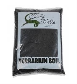 Aqua D'Ella Terrarium Sand Black 5kg