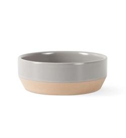 PetShop by Fringe Studio Nosey Dog Woof Stoneware Bowl Medium 1pc