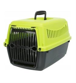 Trixie Capri Transport Box Anthracite & Green Extra Small 1pc
