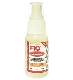 F10 Disinfectant Hand Gel 50ml