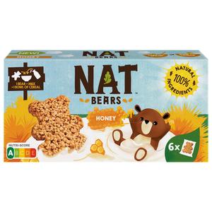 NAT Bear Cereals With Honey 32g