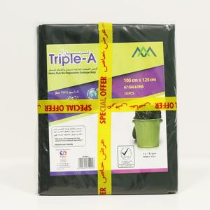 Tripple A Garbage Bag 105x125cm - 10pcs