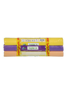Tripple A Scented Garbage Roll 46x52cm - 30pcs