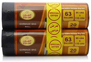 Co-Op Garbage Bags 95x115cm