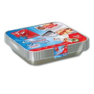 Fun Aluminium Container P1S36 360cc - 10pcs